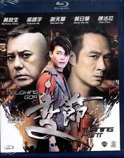 "Michael Tse ""Turning Point"" Anthony Wong HK 2009 Action Region A Blu-Ray"