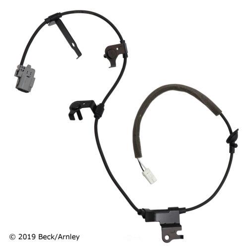 ABS Wheel Speed Sensor Wire Harness Rear Left Beck//Arnley fits 09-14 Toyota RAV4