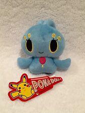 Pokemon Center Manapy Pokedoll Plush Doll