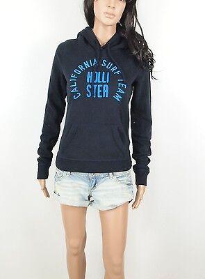 NWT Hollister By Abercrombie Women Ponto Beach Fleece Pullover Hoodie Sweatshirt