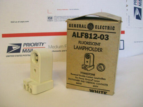 GENERAL ELECTRIC # ALF812-03 FLUORESCENT LAMP HOLDER