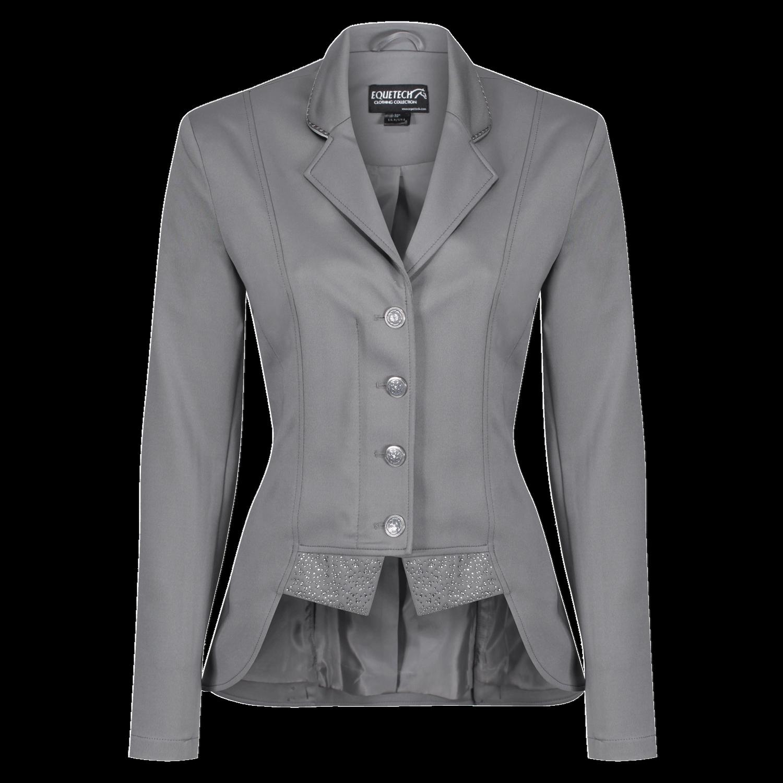 Equetech Moonlight Dressage COMPETIZIONE Giacca Taglia 36