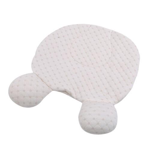 Newborn Baby Cotton Pillow Positioner Prevent Flat Head Anti Roll Supplies N7