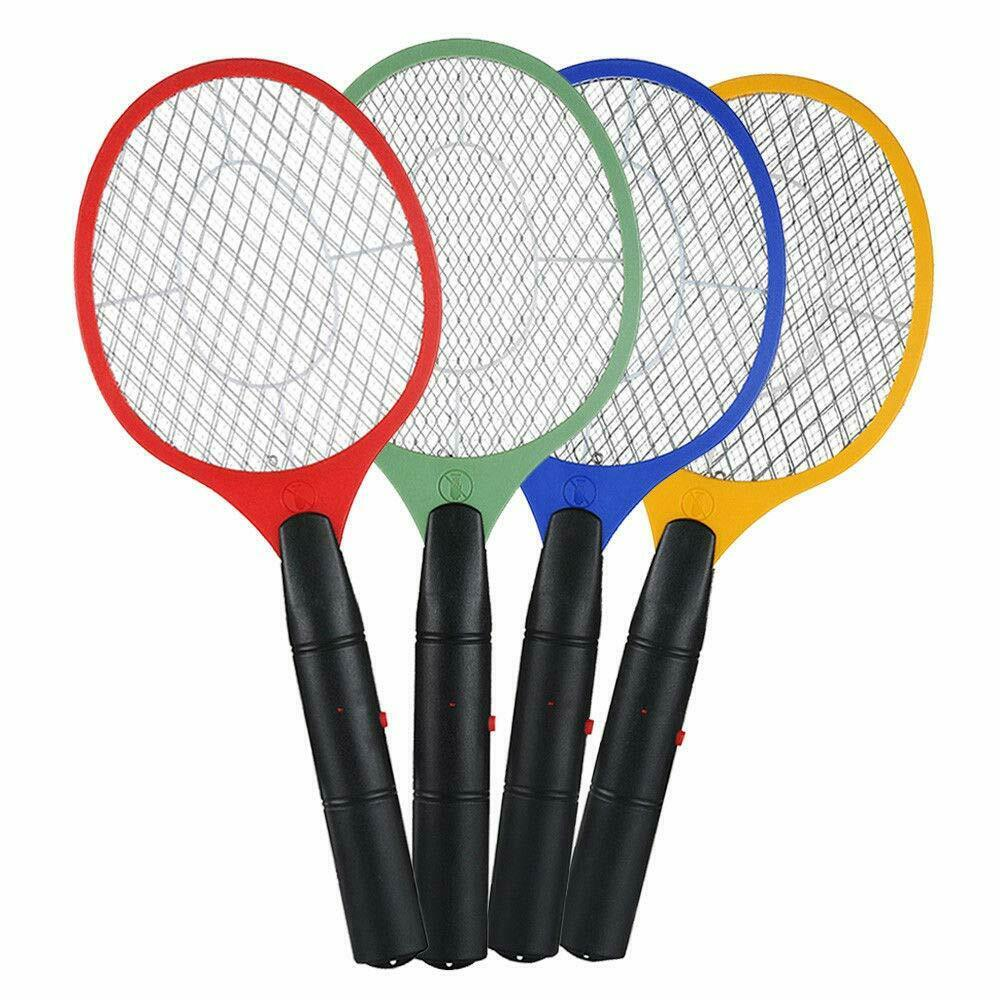 Electric Insect Bug Fly Mosquito Zapper Killer Swatter Indoor Outdoor Camping