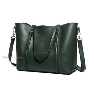 Women Genuine Cowhide Real Crossbody Bag Leather Handbag Shoulder  Tote Bags