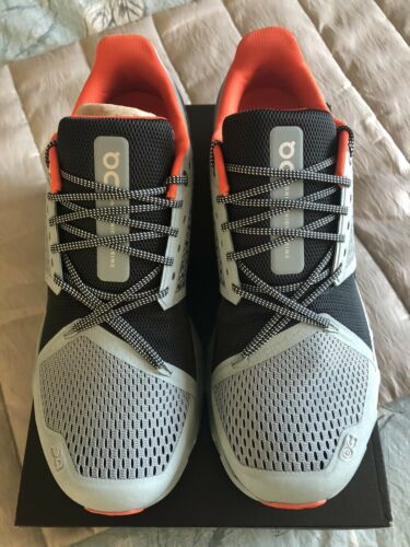 Mens On Running Shoes Cloudstratus Cobble/Ivy UK Size 10.5 NEW WITH BOX Free P&P