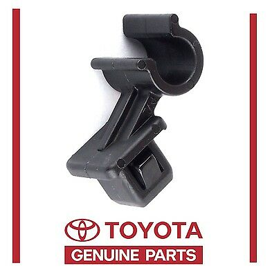 Genuine Toyota Sienna 5345508010 Hood Support Rod Clamp quantity of 2