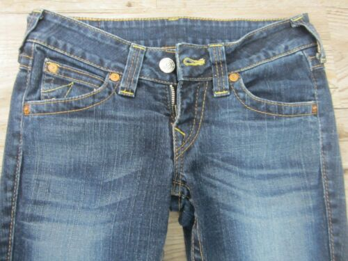 Religion Ladies Pre Entrejambe Belle Authentique True X 28 32 Jeans Used Taille Joey axUH7p