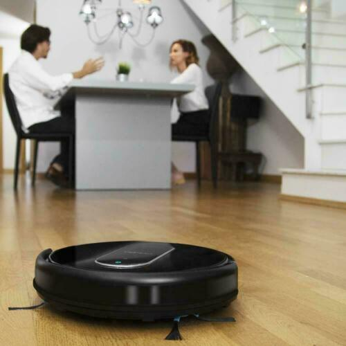 Cecotec Conga 1290 Robot vacuum cleaner with Aspire, Sweep, Clean maps