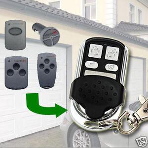 868mhz lectrique t l commande de porte garage pour hormann hs1 hs2 hsm1 hsm2 ebay. Black Bedroom Furniture Sets. Home Design Ideas