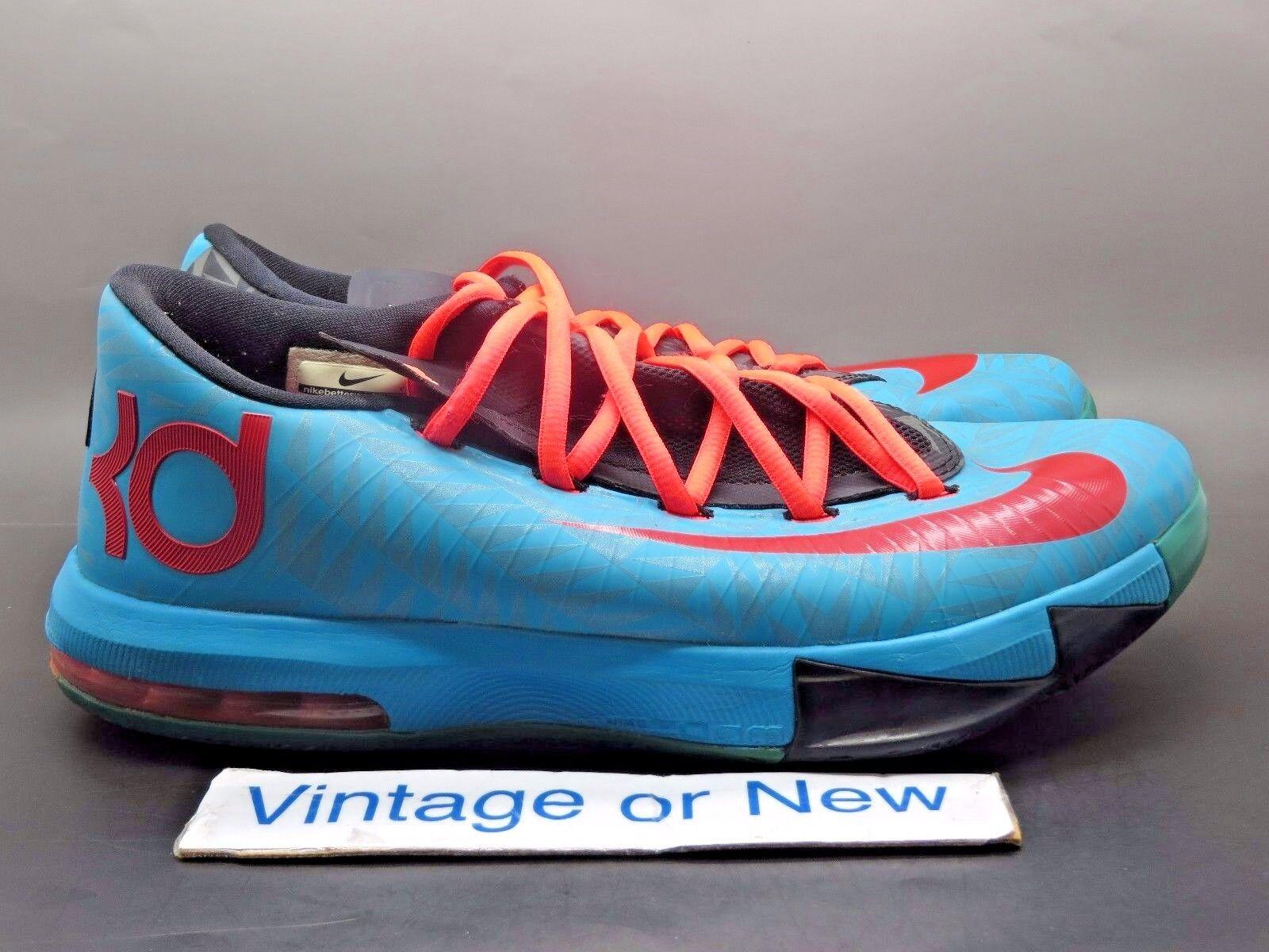 Nike KD VI 6 N7 Kevin Durant 8 sz 8 Durant 031dad