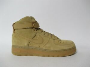 outlet store 47aa2 8ecce Image is loading Womens-Nike-Air-Force-1-High-Elemental-Gold-