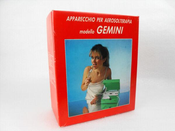 Aerosol Terapia Apparecchio Modello Gemini Aeroterapia Vintage Prevenire I Capelli Da Ingrigire E Utile Per Mantenere La Carnagione
