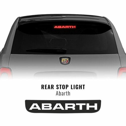 Adesivo Cover Luce Terzo Stop Abarth