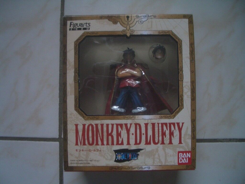 Figuarts Zero Monkey D. Luffy One Piece 2010