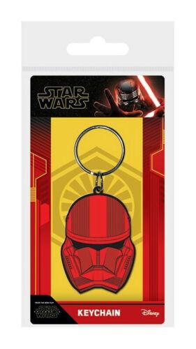 Star Wars Episode Ix Schlüsselanhänger Kautschuk Sith Trooper 5 cm 38961C