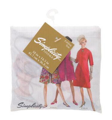 Simplicity Vintage Range Fold Away Tote//Shopping Bag 50/'s