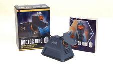 Doctor Who K-9 Light & Sound Figurine & Illustrated Book / k9 Dr Who