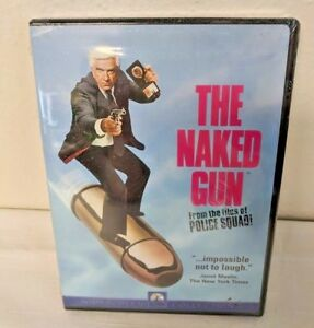 THE NAKED GUN - FROM THE FILES OF POLICE SQUAD DVD MOVIE