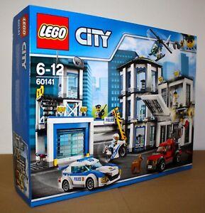 LEGO® City 60141 Polizeiwache  NEU&OVP