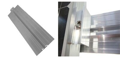 Schiene Endklemme Blechdach Pv Alu Halterung Quality First Solar Trapezblech Befestigung Set