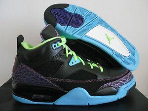 Air Low ¡Nike 11 580603 púrpura Black Sz 5 Son club Air Bel y 019 Of rosa Jordan UAWARPqI
