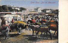 "Maroc Gran Soco ""Dia de Mercado"" market commerce Morocco 1924"