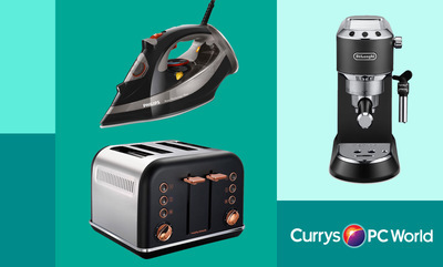 Save up to 25% on Appliances