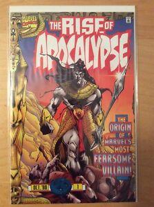 the rise of apocalypse 1 2 3 4 nm 9 2 9 4 1st prints origin of