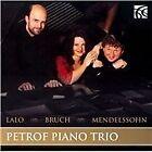 Lalo, Bruch, Mendelssohn: Piano Trios (2013)