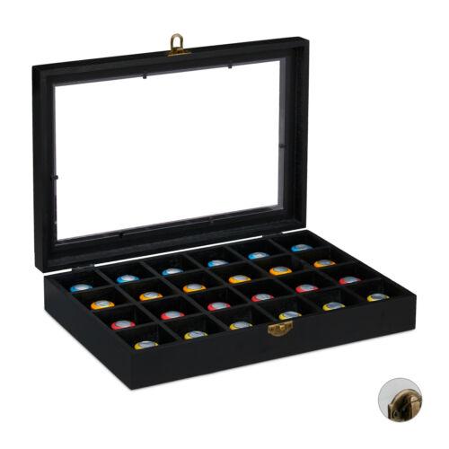 Nespresso Capsule Dispenser Coffee Pod Holder Wooden Storage Box Home Accessory black,white