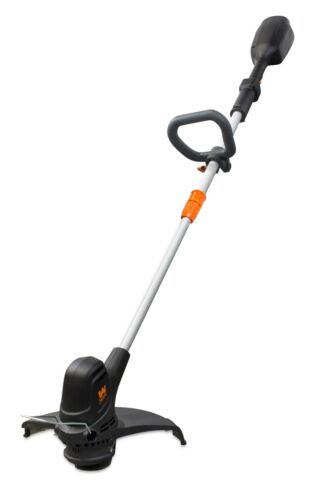 WEN 40413 40V Max Lithium-Ion 14-Inch 2-in-1 String Trimmer//Edger w// 2Ah Battery
