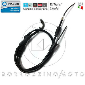 Cable-Transmission-Fil-Gaz-Accelerateur-Piaggio-Original-Aprilia-Rs-50-2002
