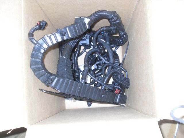 navistar maxxforce ii 3008067c92 engine wiring harness pro star ebay rh ebay com Dodge Wiring Harness navistar wiring harness breakout box