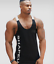 Men/'s Shape u Workout Bodybuiding Cotton Tank top Activewear Tops for men