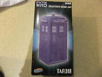 Doctor Who Tardis Collectors Cookie Jar