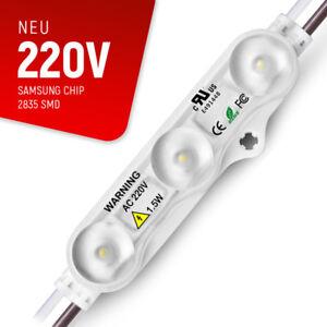 Samsung Del Module Nero Series 220 V 1,5 W 150 Lm 9000k Kaltweiß Ip68-afficher Le Titre D'origine Bon Pour L'éNergie Et La Rate