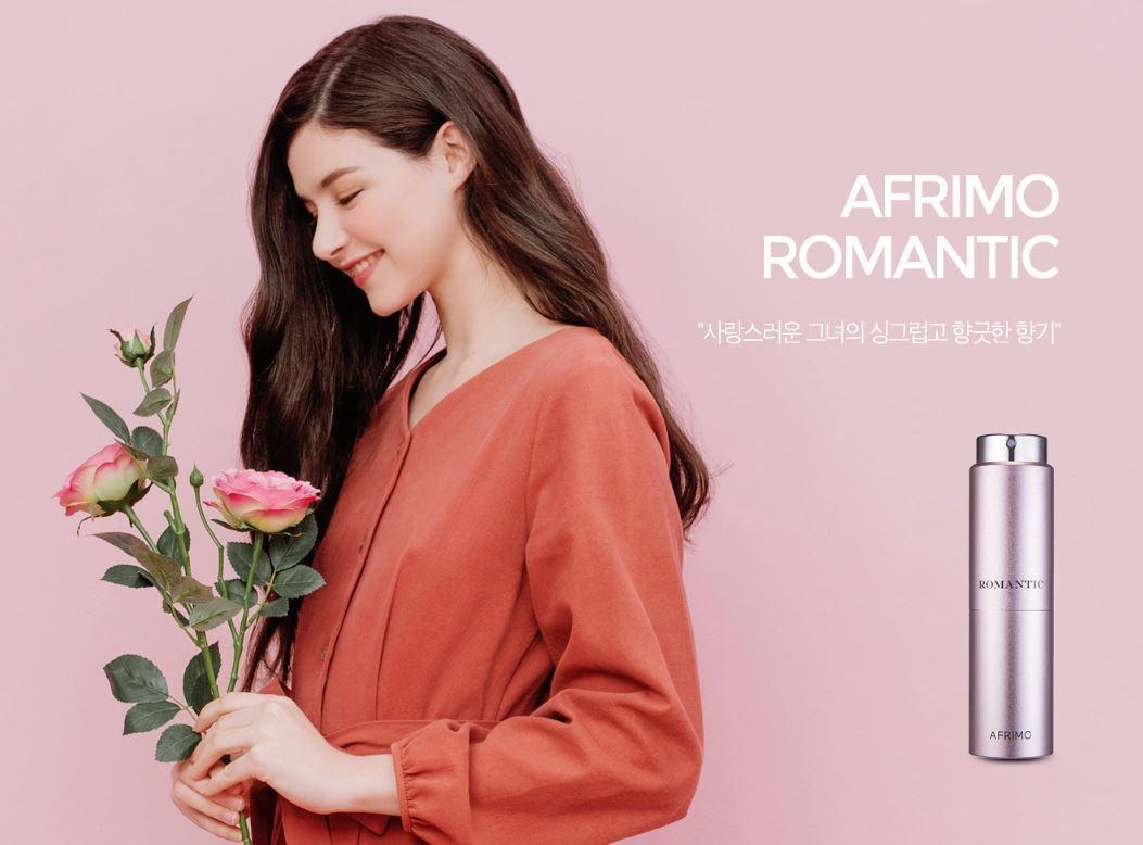 AFRIMO Romantic Women Pheromone Perfume