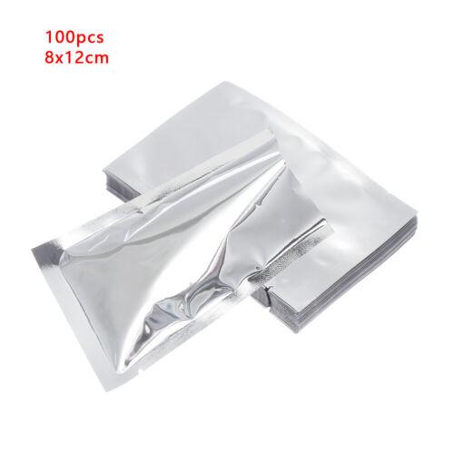Saran Wrap Aluminium Foil Bags Vacuum Sealer Storage Pouches Heat Seal Bag