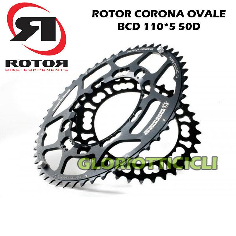 rossoOR CoroNA CORSA OVALE BCD1105 50D NERO RR008