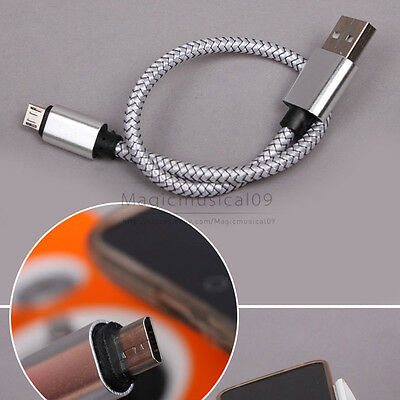 Nylon Data USB Cable for DJI Phantom 4/3 Inspire 1 Android