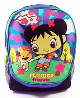 Ni Hao Kai-lan Backpack; Purple Large 16 School Bag Travel Backpack School Bag