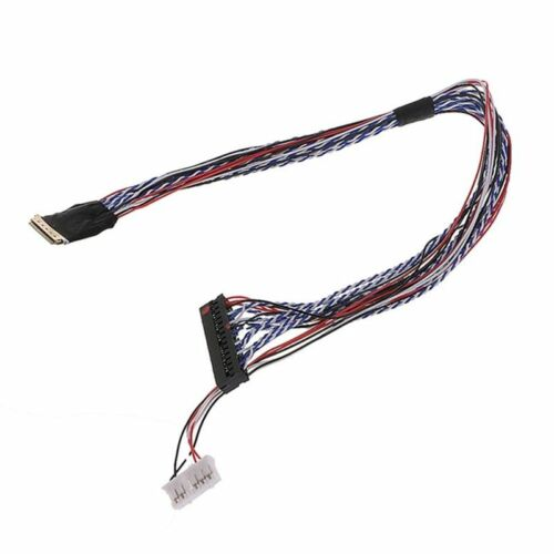 I-PEX 20453-040T-11 40Pin 2ch 6bit LVDS Cable For 10.1-18.4 inch LED LCD Panel