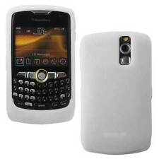 NEW OEM White Gel Silicon Skin Case Cover for Blackberry Nextel Curve 8350 8350i