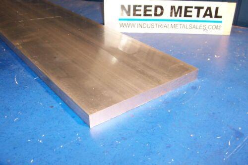 "6061 T651 Aluminum Flat Bar 3//4/"" x 8/"" x 48/""-Long--/>.750/"" x 8/"" 6061 Mill Stock"