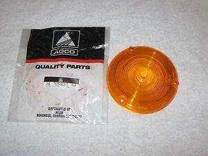 OEM Allis Chalmers Tail-Turn Lamp Lens 160 170 175 180 185 190 200 210 70254939