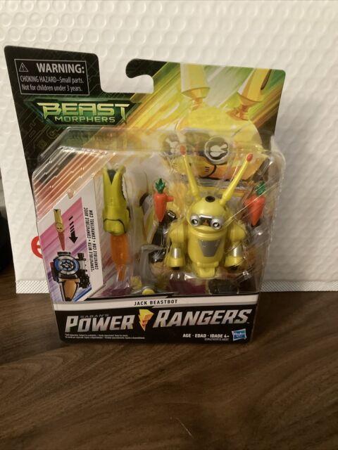 "Power Rangers Jack Beastbot 6"" Action Figure Beast Morphers Hasbro"
