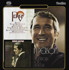 Perry Como - Perry & In Person at the International Hotel, Las Vegas CD/SACD