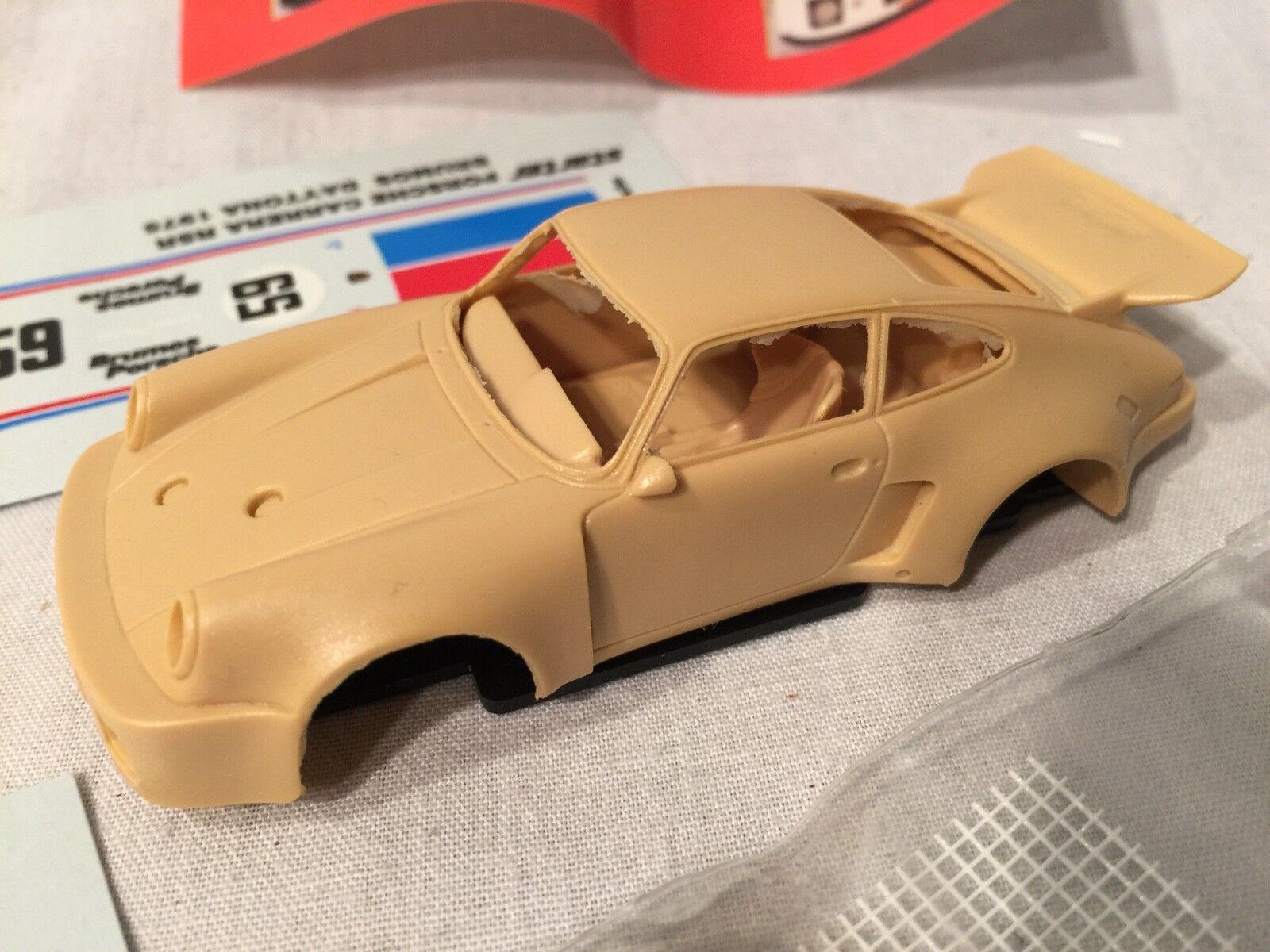 Porsche Carrera RSR 935 Brumos 75 Kit de modelo de resina de Arranque Daytona Menta en caja Francia