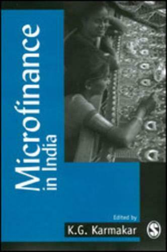 Microfinance in India by LTD, SAGE PUBLICATIONS PVT